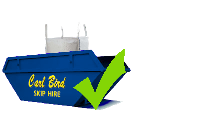 Carl Bird Skip Hire Recycling